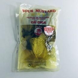 Feuilles de moutarde - 300g