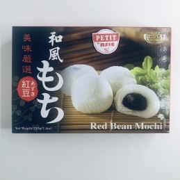 Mochi haricots rouges - 210g