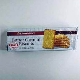 Biscuit à la noix de coco -...