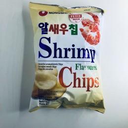 Chips saveur crevette - 75g