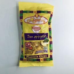 Chips de plaintain doux - 85g