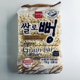 Barre de graines de riz - 110g
