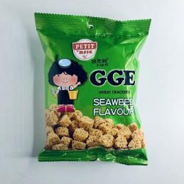 Crackers saveur algue - 80g