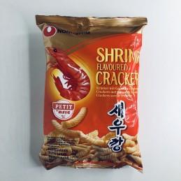 Crackers saveur crevette - 75g