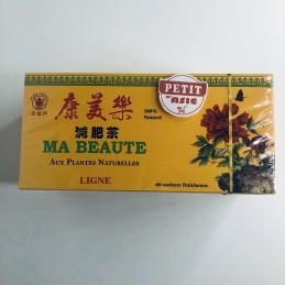 "Infusion aux plantes ""ma..."